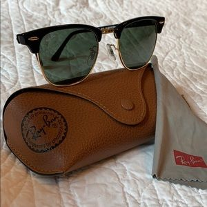 Ray-Ban Clubmaster 3016 Classic